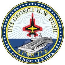 USS GHW Bush