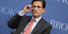 Eric Cantor Brookings