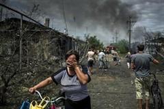 Este Ucrania bombardeos