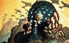 Uncle Sam War Print
