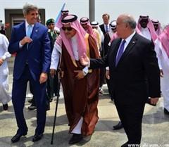 Kerry Arab Saudi