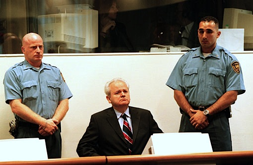 The Ron Paul Institute for Peace and Prosperity : Milosevic Exonerated, as the NATO War Machine Moves On