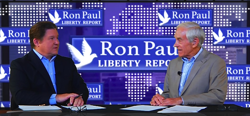 The Ron Paul Institute for Peace and Prosperity : 'Skin In