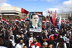 Assad Rally