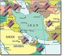 Iran Surrounded